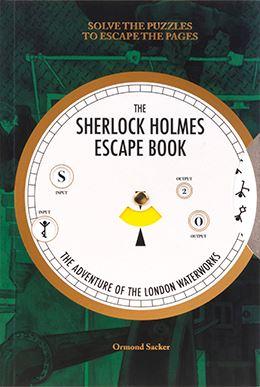 Sherlock Holmes Escape Book