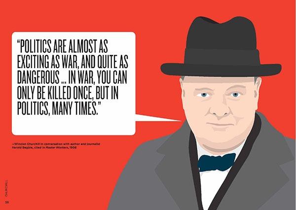 Biographic: Churchill