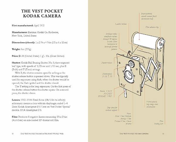 Vest Pocket Kodak & The First World War, The