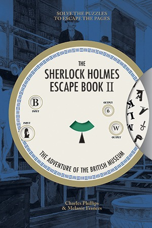 Sherlock Holmes Escape Book 2